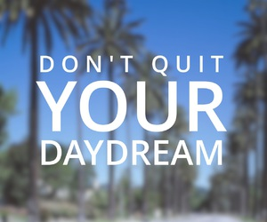 quotes and daydream image