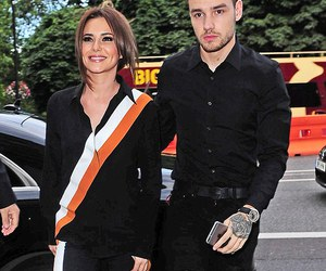 liam payne, cheryl tweedy, and one direction image