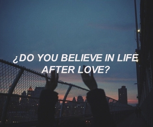believe, grunge, and life image