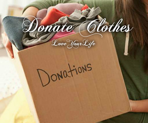 donate clothes image