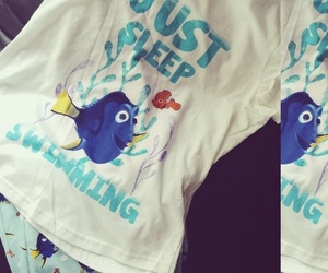 clothes, disney, and dory image
