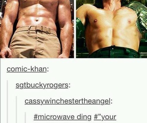 abs, Avengers, and funny image