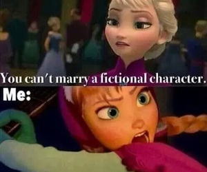 frozen, funny, and book image