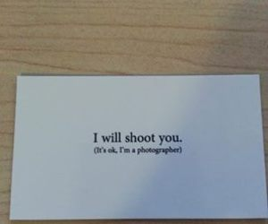 funny, photographer, and quote image