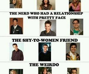 the big bang theory, how i met your mother, and f.r.i.e.n.d.s image