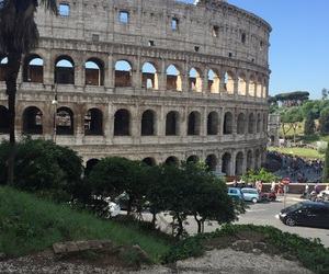 ancient history, colosseum, and discover image