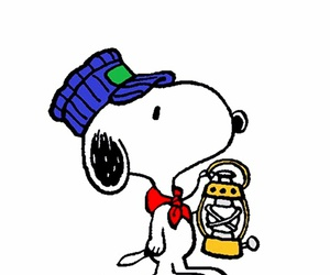 peanuts, snoopy, and cute image