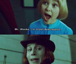 Willy Wonka, johnny depp, and quotes image