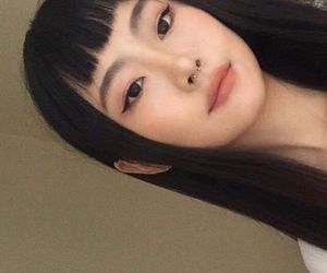 asian, pretty, and uzzlang image