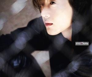 handsome, kim hyun joong, and korean actor image