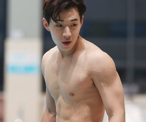 abs, handsome, and Henry Lau image