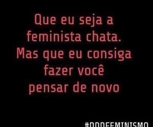 feminist, feminismo, and feminista image