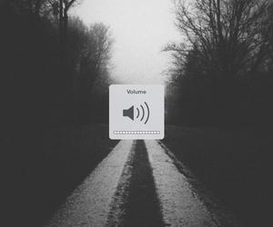 music, grunge, and volume image