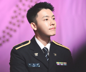 donghae, handsome, and swag image