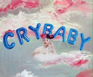 melanie martinez and cry baby image