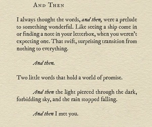 quote, Lang Leav, and poem image