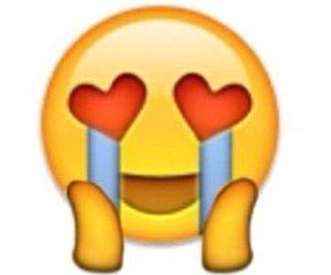 emoji and fangirl image
