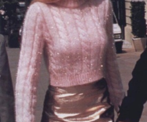 pink, vintage, and 90s image