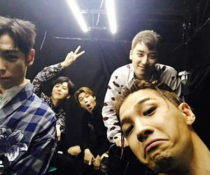 bigbang, taeyang, and g-dragon image