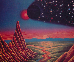 art and science fiction image