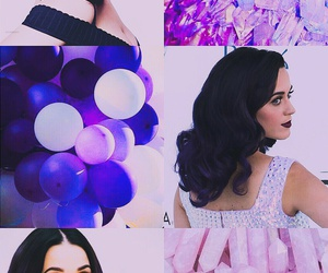 katy perry, purple, and violet image