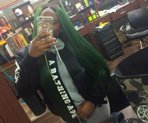 sew in, sew in weave, and myasia image