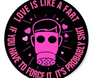 fart, love, and funny image