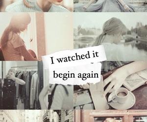 begin again, 💜, and 💚 image