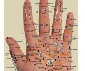 palm reading image