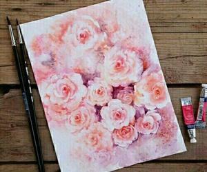природа, креатив, and розы image