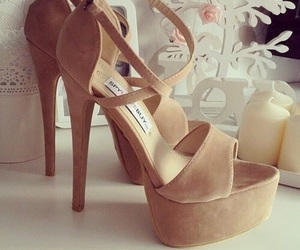 girly, shoes, and women image