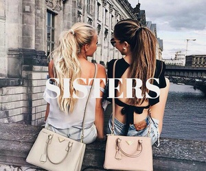 best friends, sisters, and caro_e_ image
