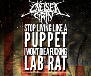 music, death core, and chelsea grin image