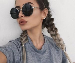 goals, tumblr girl, and hair goals image