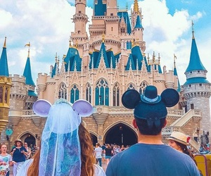 love, disney, and goals image