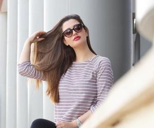 beauty, elegant, and girl image