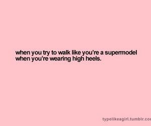 girls, heels, and high heels image
