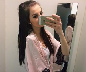 boho, hair, and lovely image