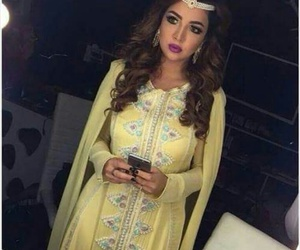 yellow and caftan image
