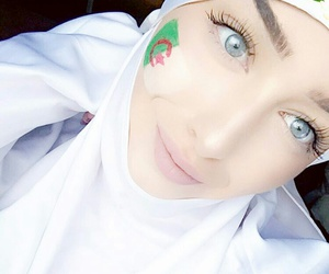 blue eyes, dz, and maghreb image