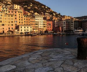 italia, italy, and camogli image
