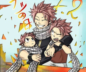 fairy tail, natsu dragneel, and anime image
