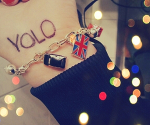 bracelet, london, and picture image
