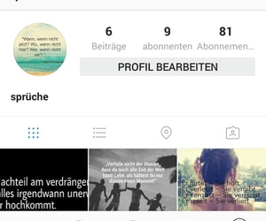 instagram and myaccount image