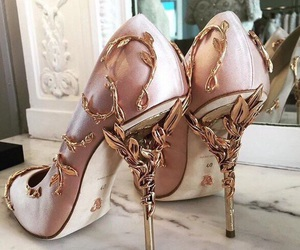 fashion, shoes, and ralph & russo image