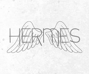 hermes, mythology, and percy jackson image
