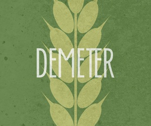 percy jackson and demeter image