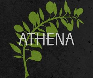 athena, percy jackson, and mythology image
