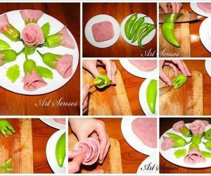 diy, food, and ham image
