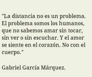 amor, distancia, and gabriel image